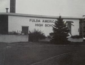 Photo of Fulda American High School facade
