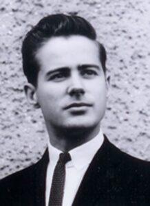 Headshot of Charles Huffer