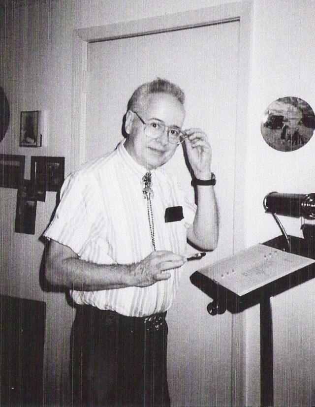 Charles Huffer