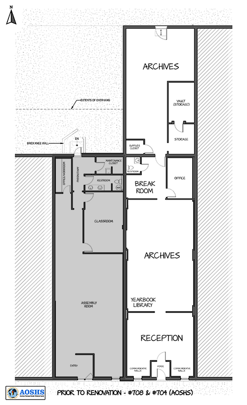 Original floorplan