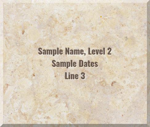Sample image of Level 2 tile