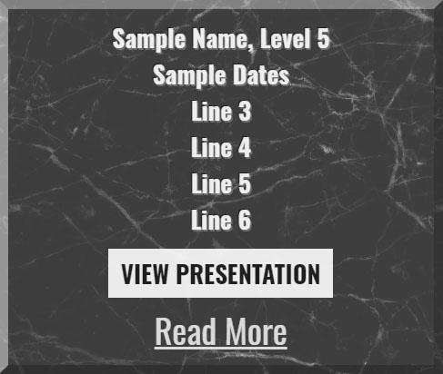 Sample image of Level 5 tile